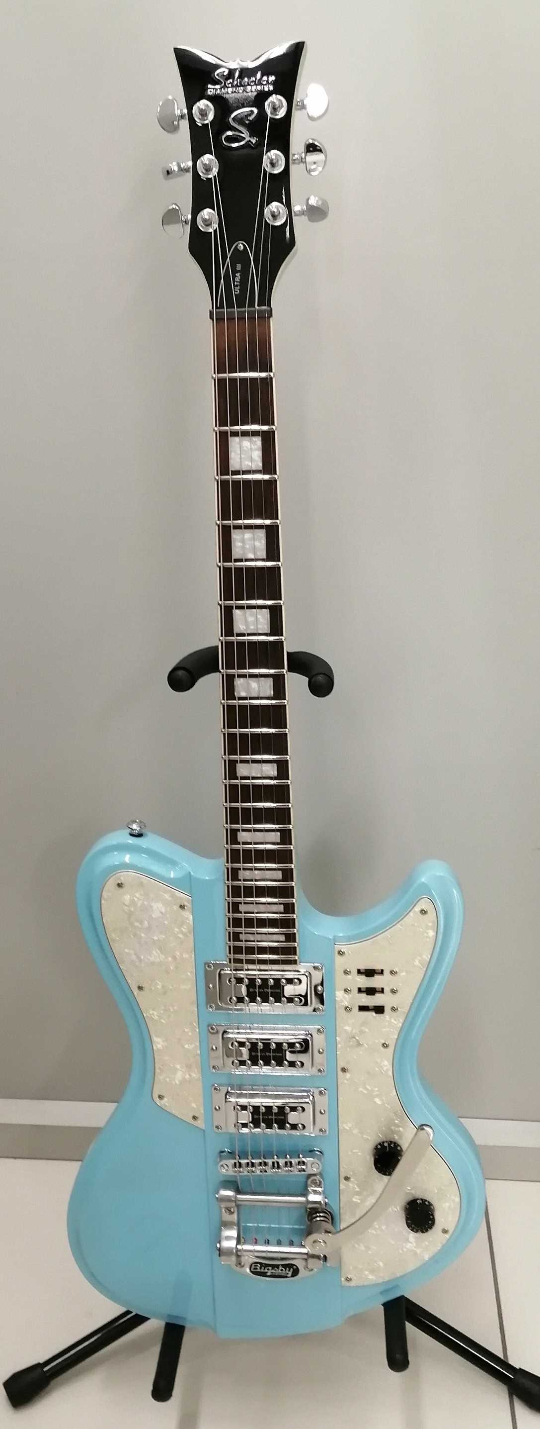 ギター|SCHECTER