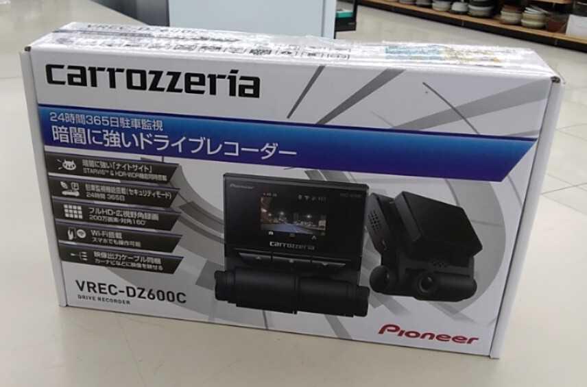 ドライブレコーダー|PIONEER/CARROZZERIA