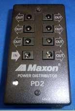 電源タップ|MAXON