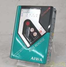 ポータブルカセットプレーヤー|AIWA