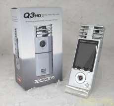 動画機能付リニアPCMレコーダー|Q3ZOOM