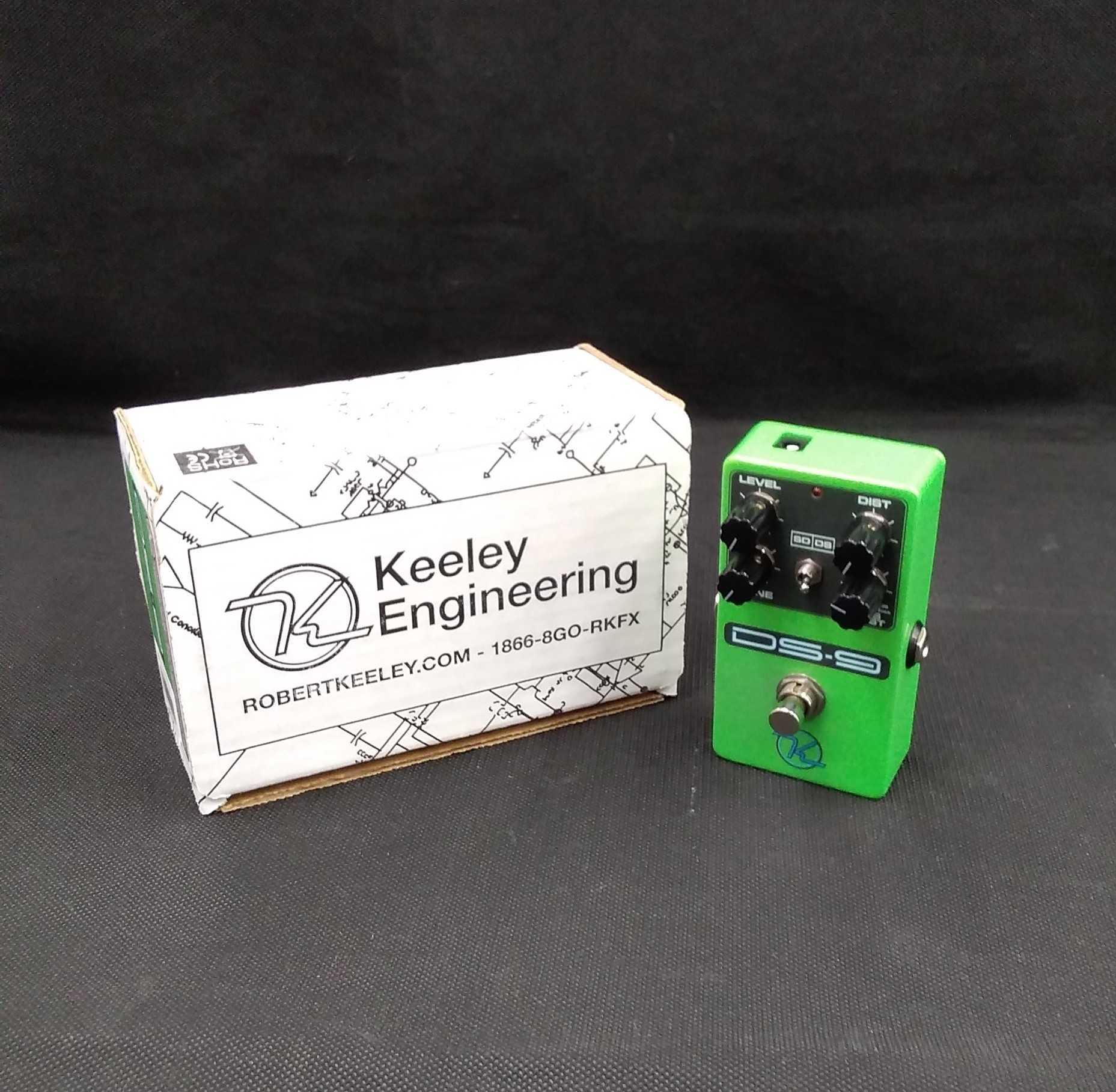 エフェクター|KEELEY ENGINEERING