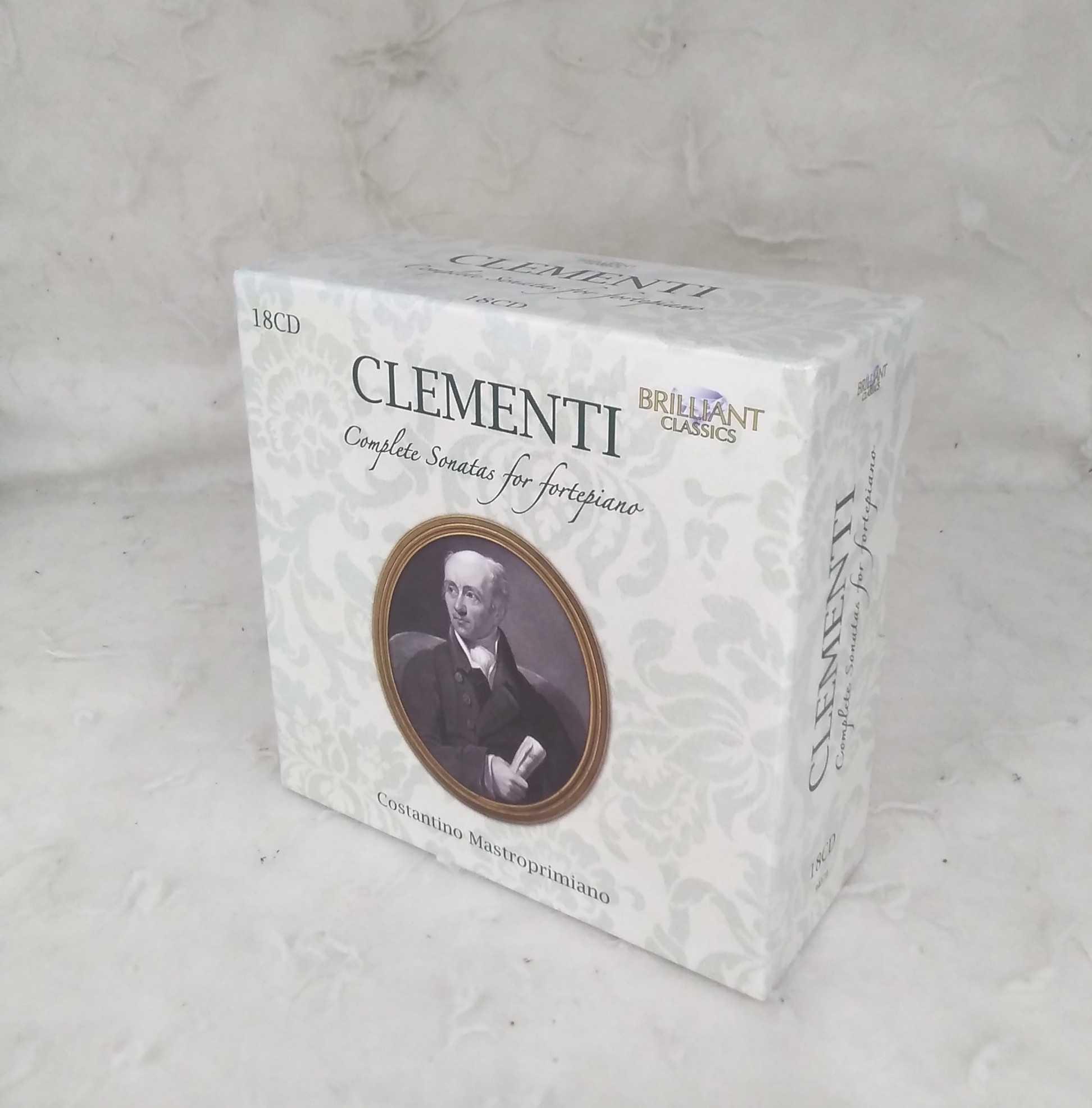 CD|BRILLIANT CLASSICS