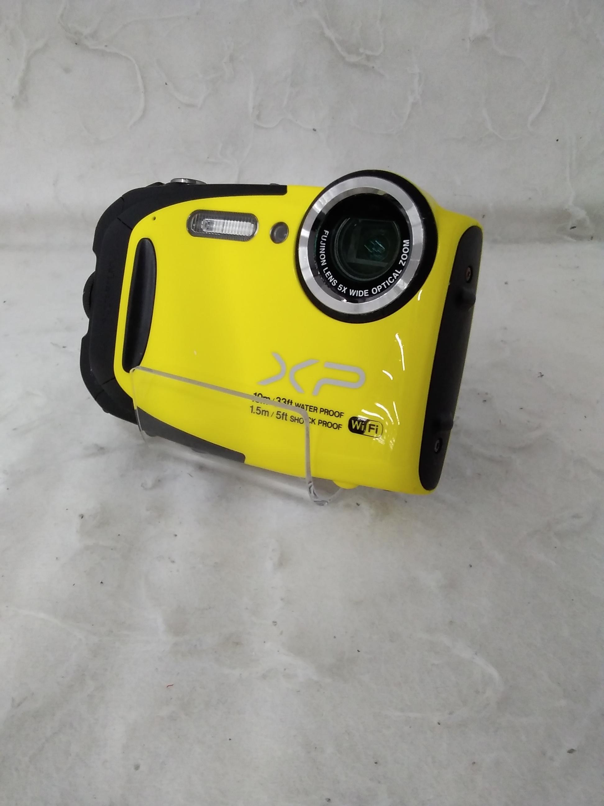 防水デジタルカメラ 1640万画素(有効画素) FUJIFILM