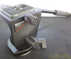 ビデオカメラ用雲台|MANFROTTO