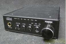 ヘッドホンアンプ FOSTEX