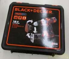 未使用|BLACK&DECKER