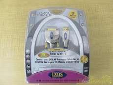※未使用品 3m HDMI⇔DVI|IXOS
