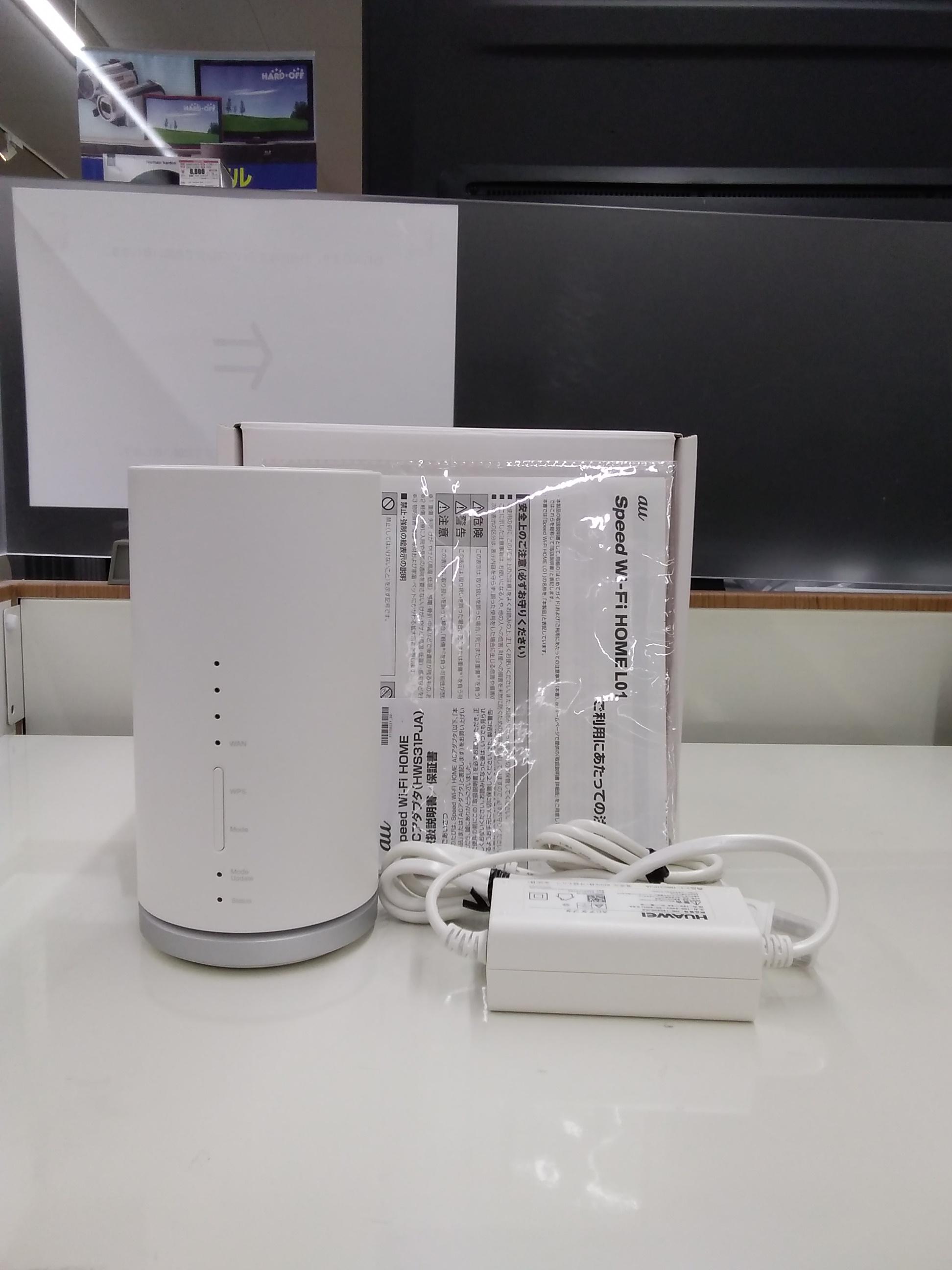 N/G/B対応無線LANルーター親機単体|HUAWEI