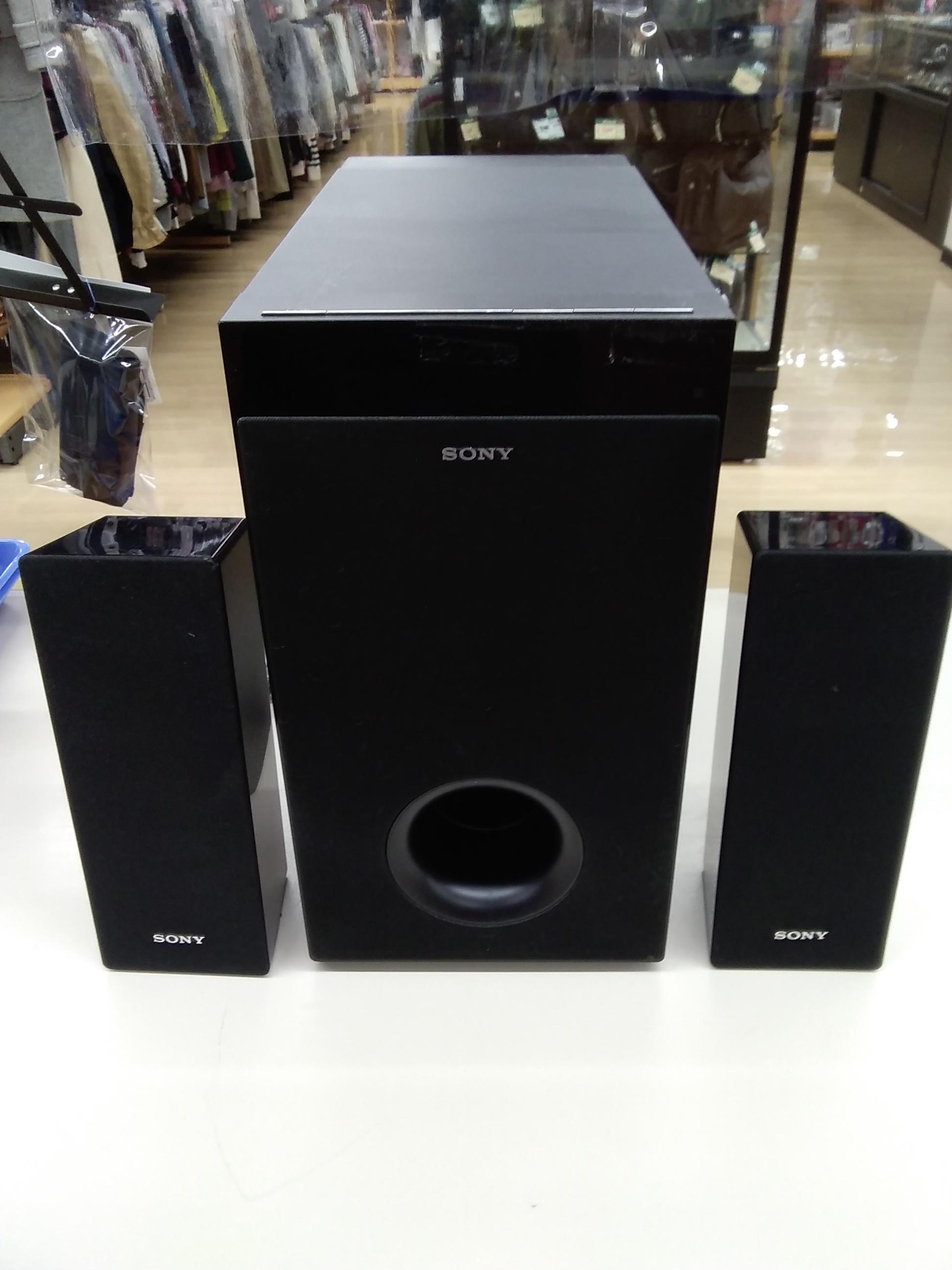 2CHシアターシステム|SONY