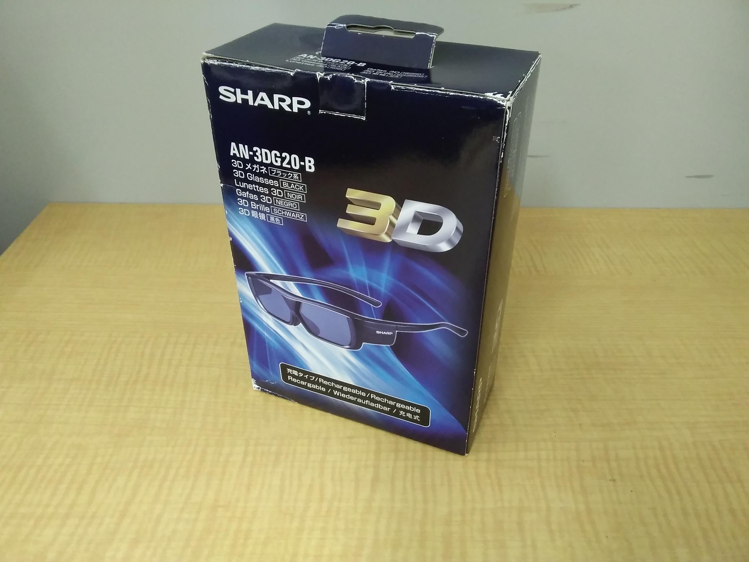 ※SHARP専用 3Dメガネ|SHARP