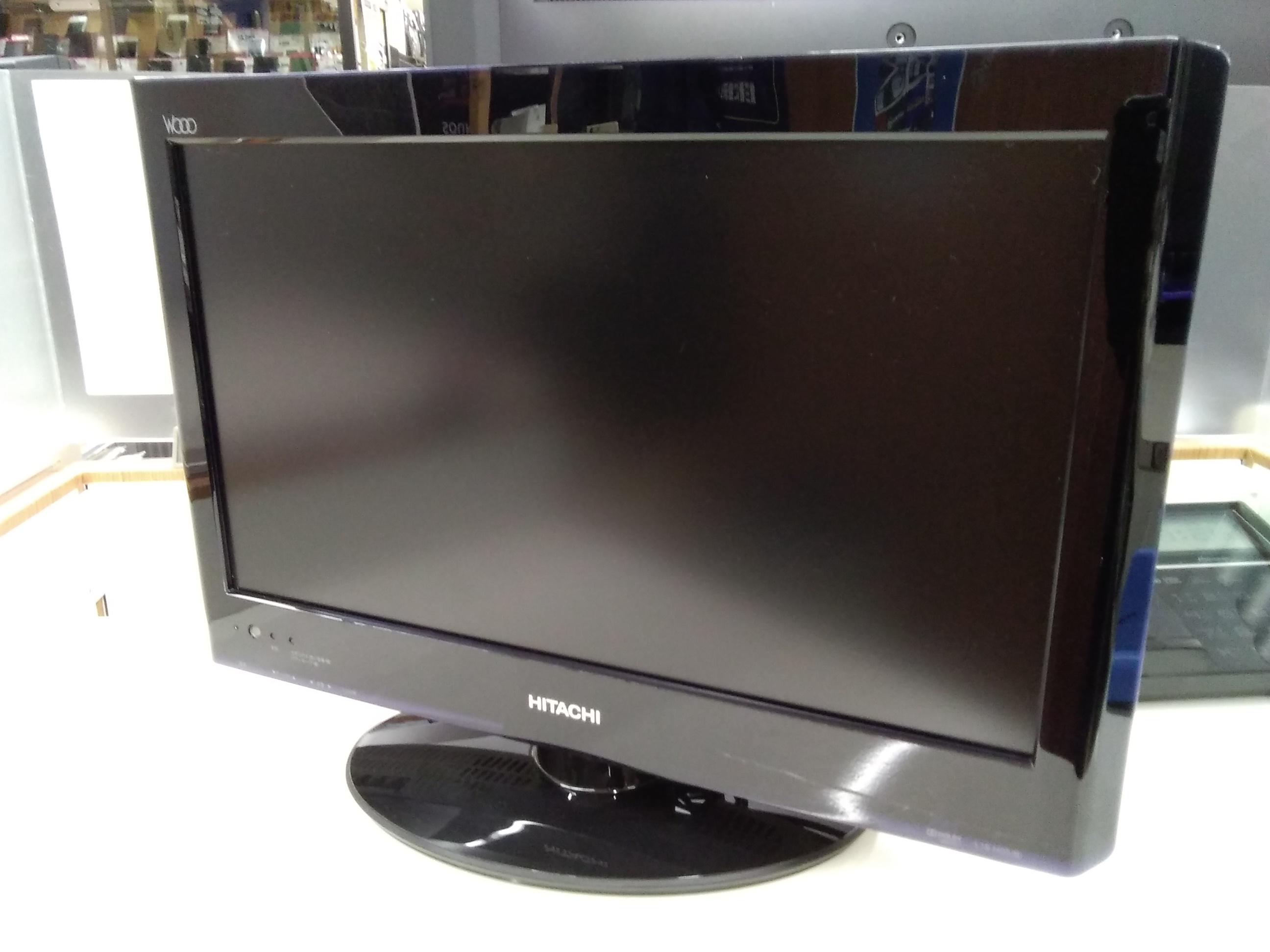 19インチ液晶テレビ|HITACHI