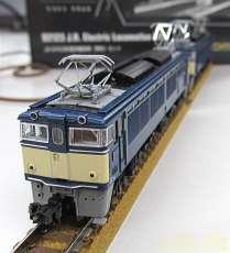 JR EF96形電気機関車(青色)セット TOMIX