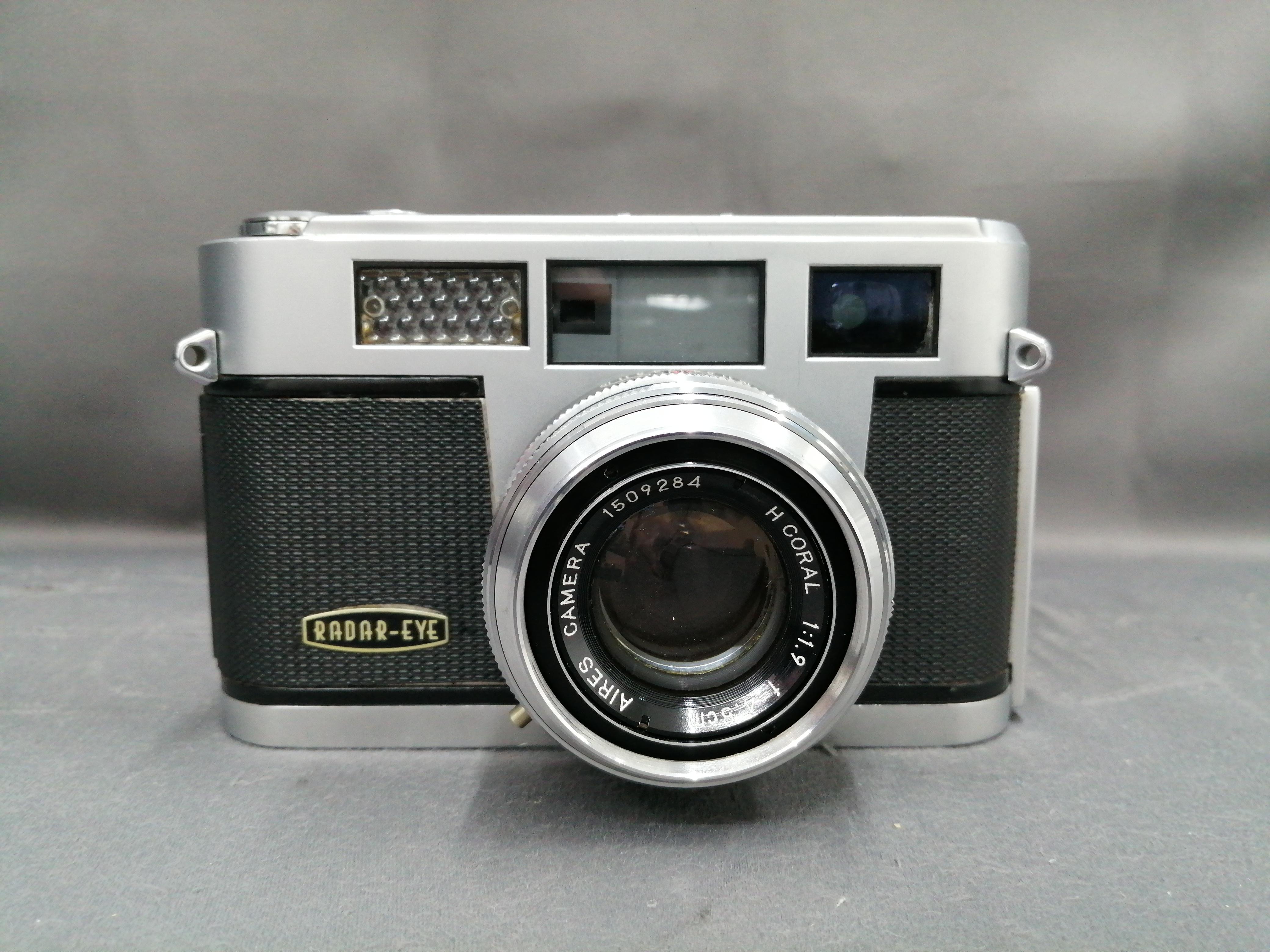【ジャンク】レトロカメラ|AIRES