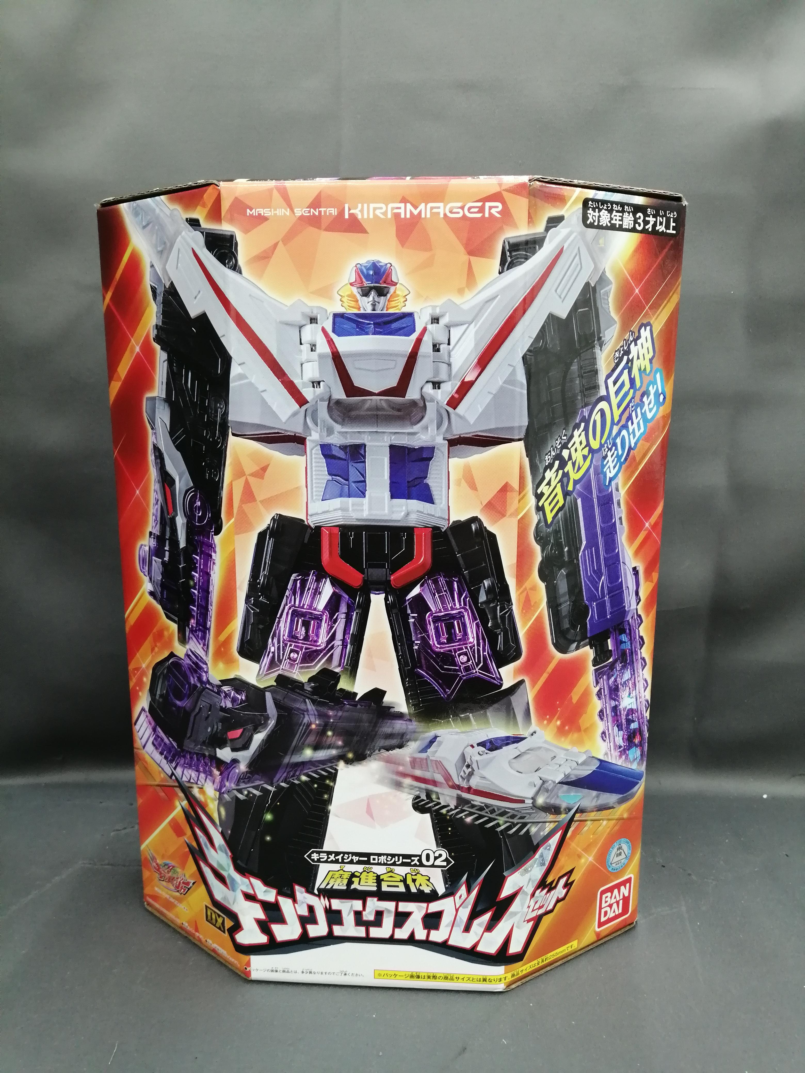 【未開封】戦隊ロボット|BANDAI
