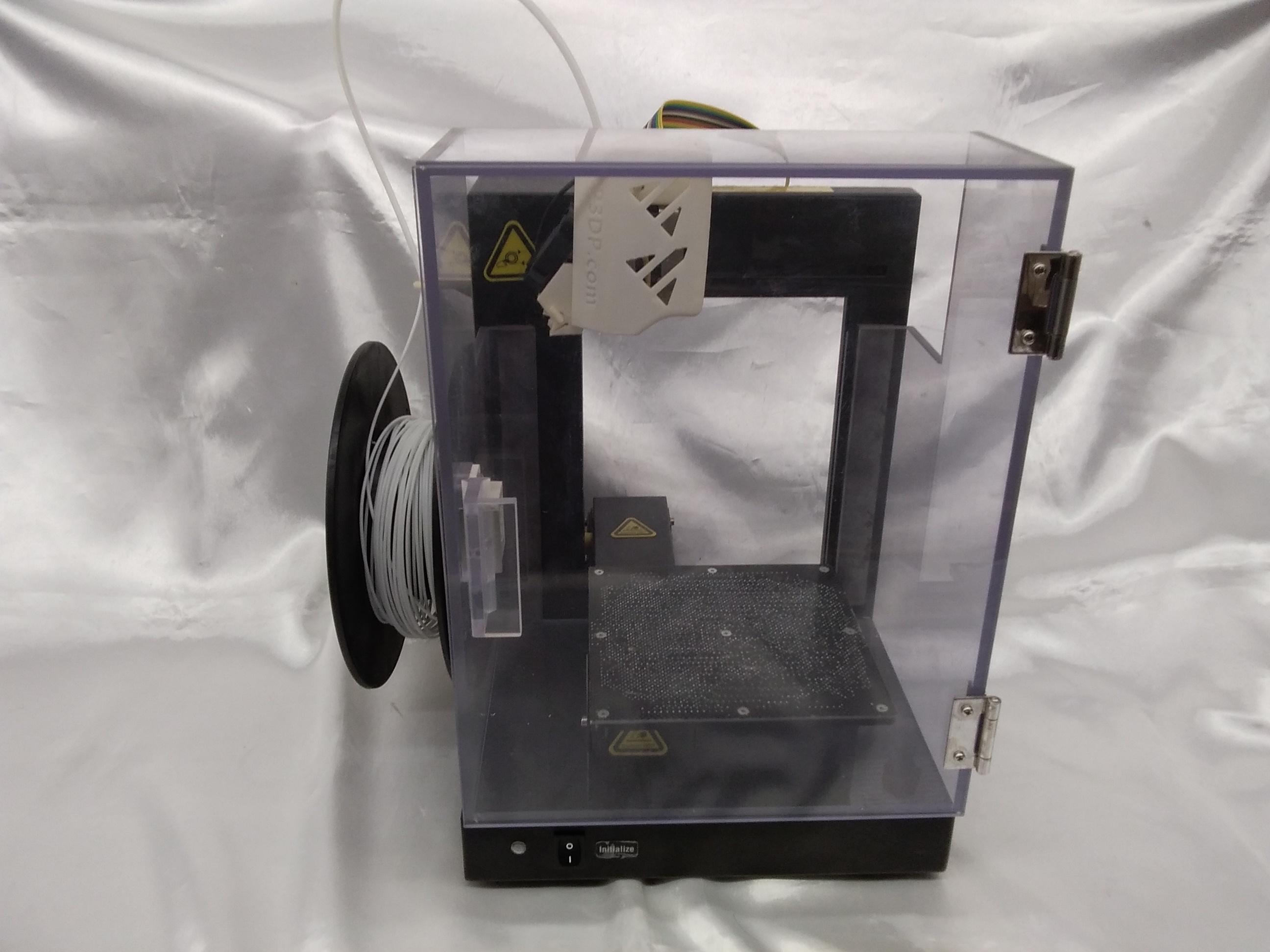3Dプリンタ本体|DELTAMICROFACTORYCORP.