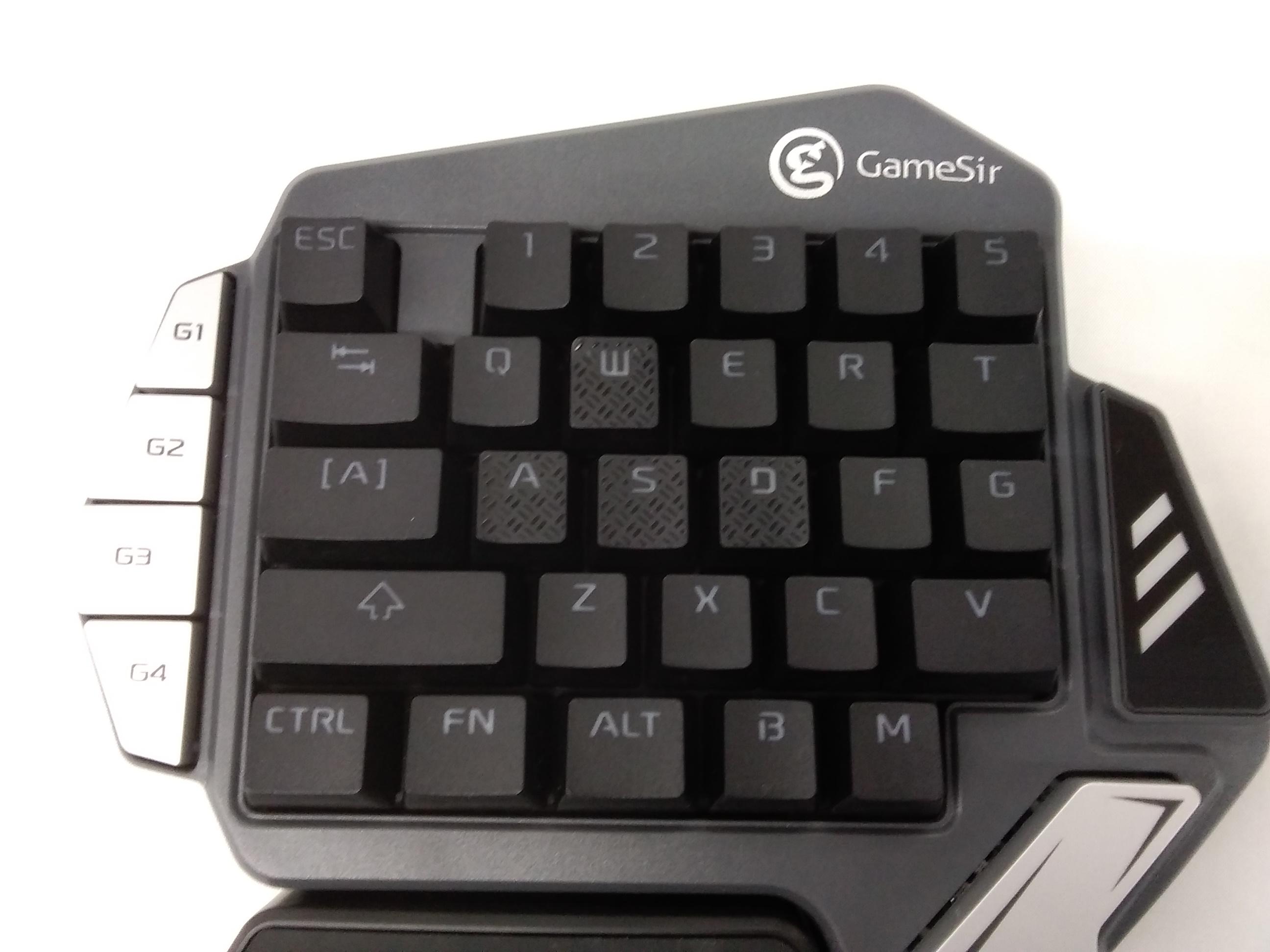 キーボード|GAMESIR