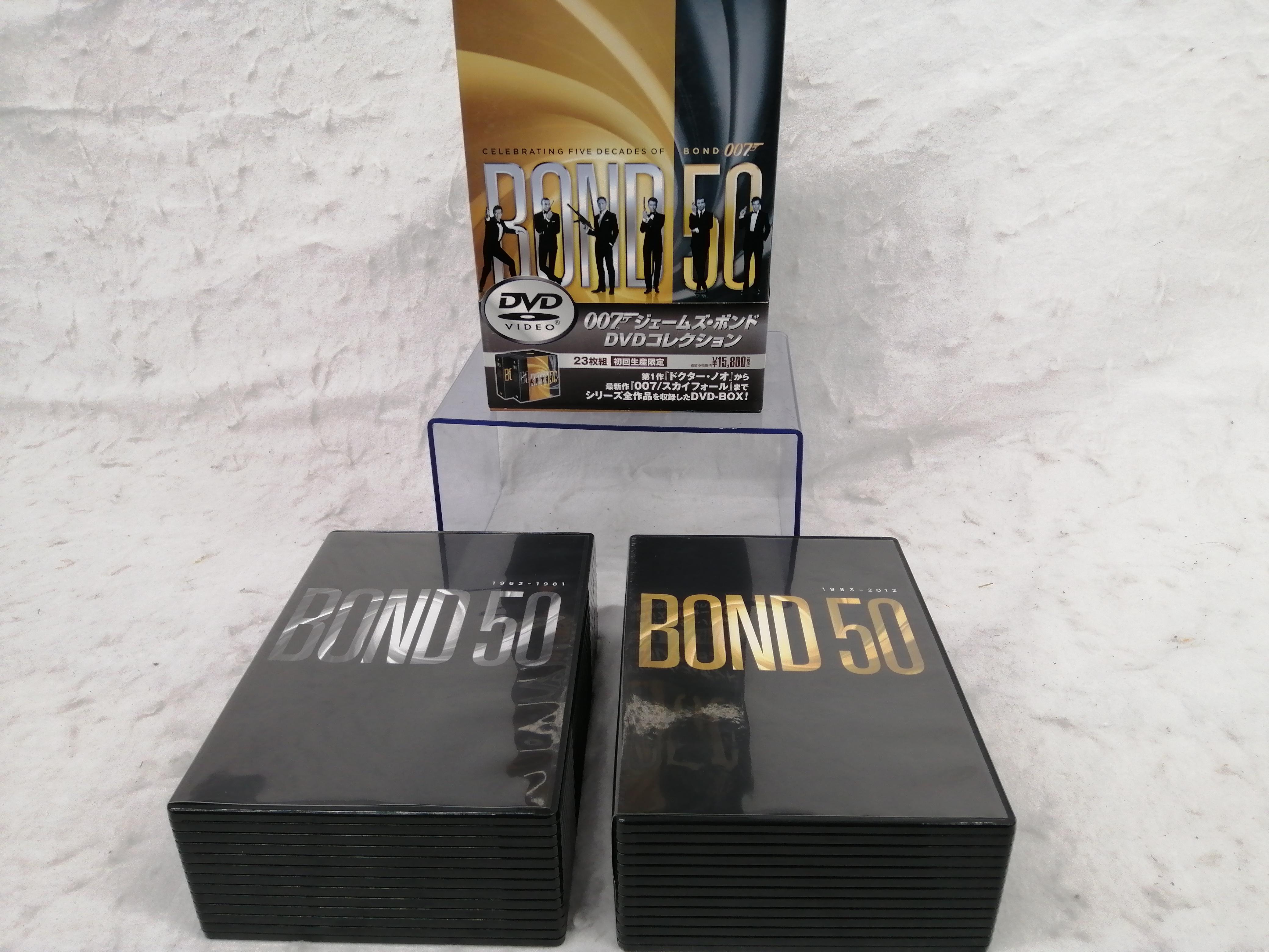 007/ジェームズ·ボンド DVDコレクション|20世紀フォックス