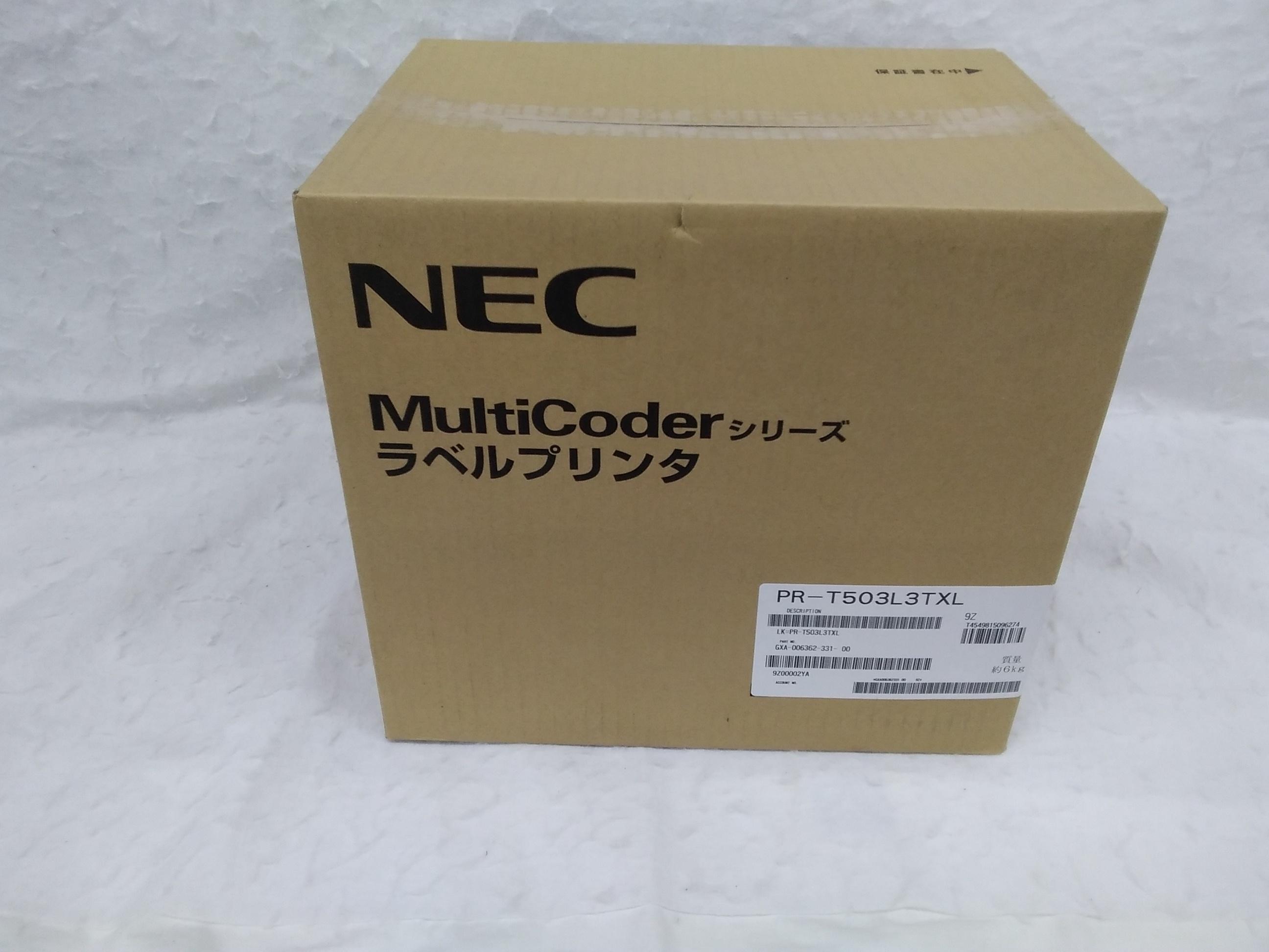 (未開封品)ラベルプリンター|NEC