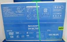 VHS一体型DVDプレーヤー|SHARP