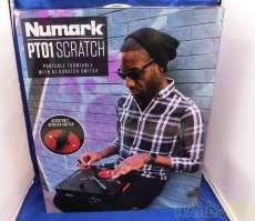 レコードプレーヤー|NUMARK