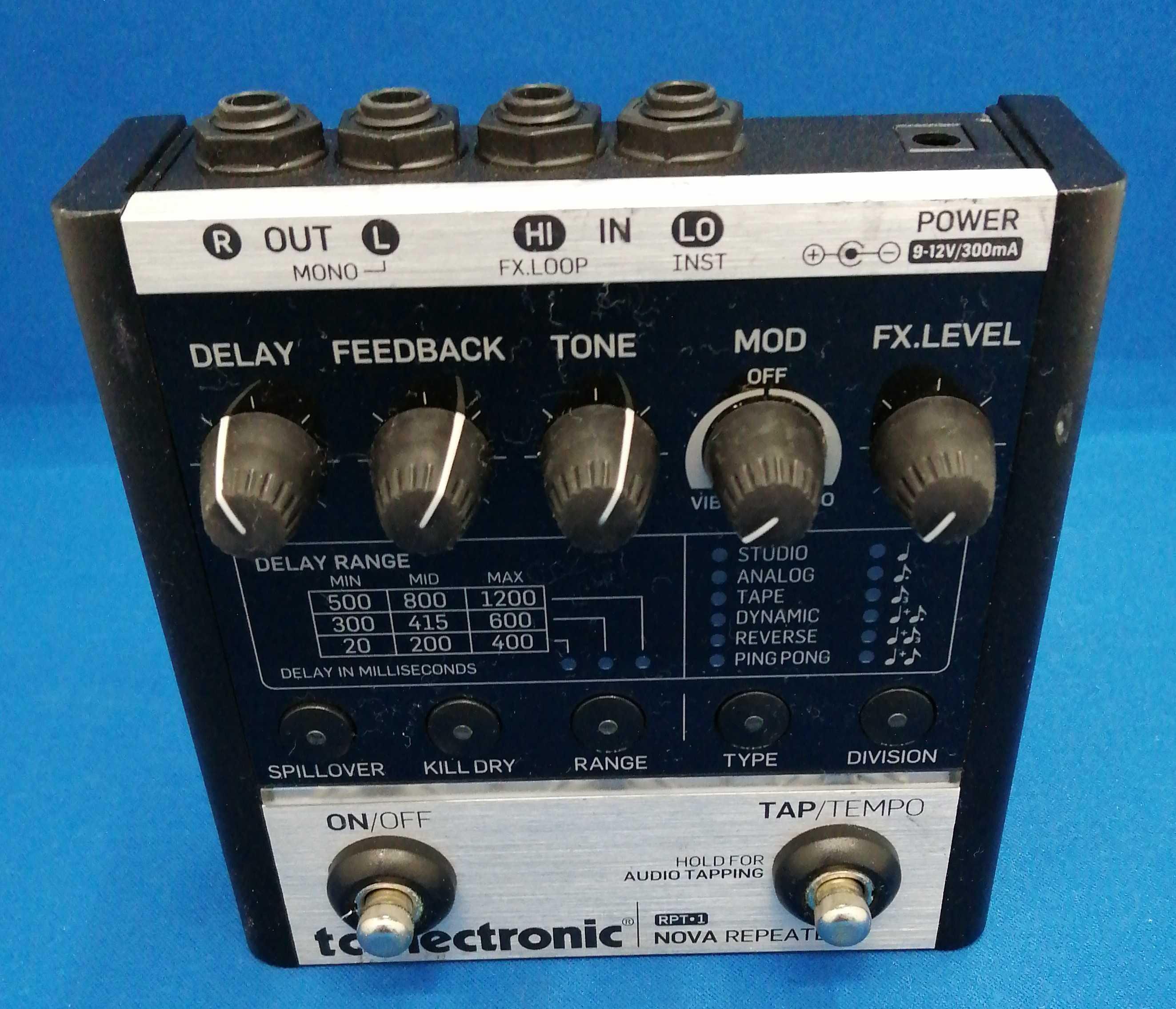 エフェクター|TC ELECTRONIC