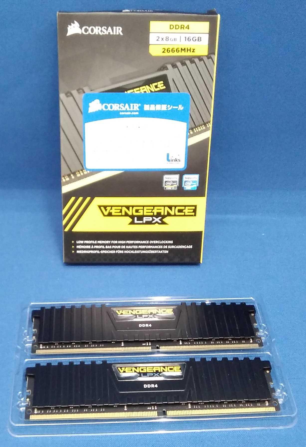 DDR3-2133/PC3-17000 CORSAIR