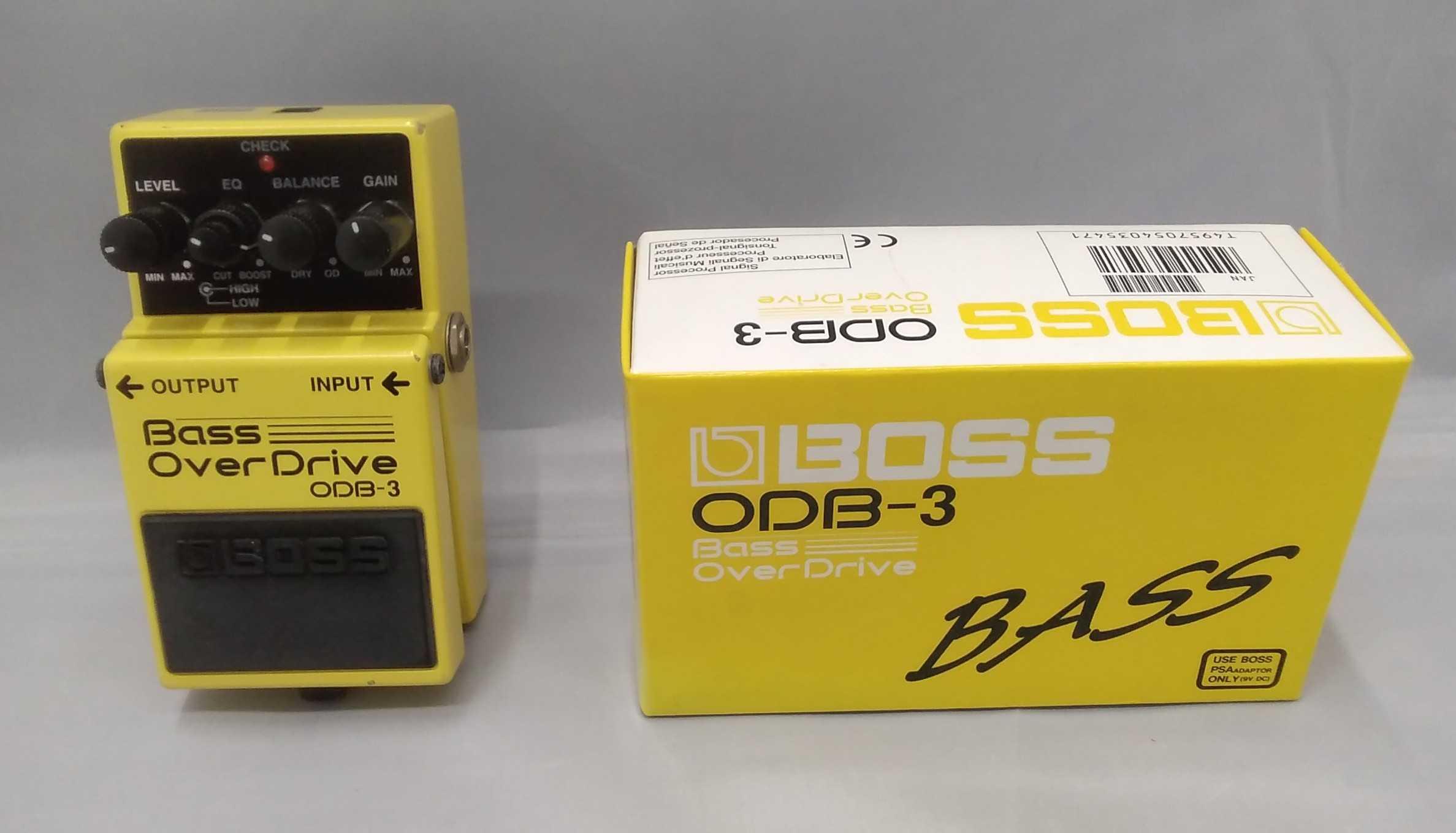 ベース用エフェクター|BOSS
