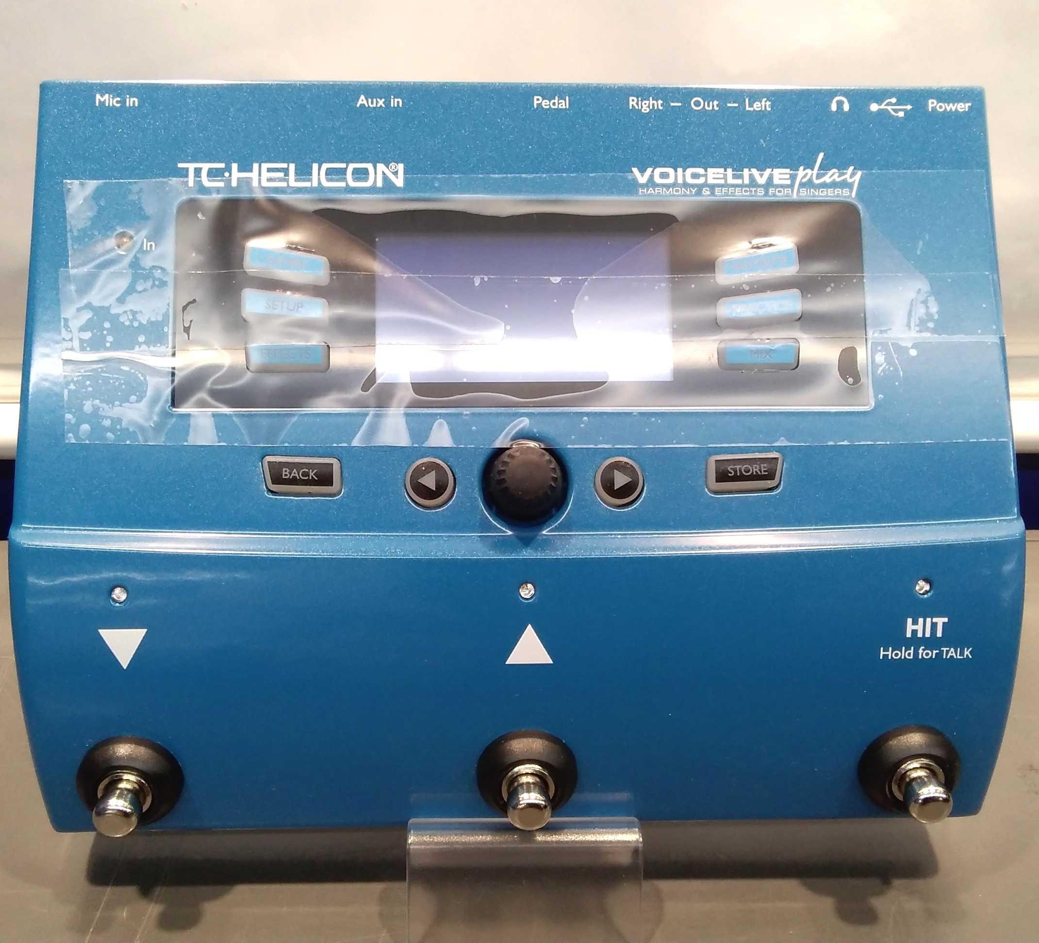 VO用エフェクター|TC HELICON