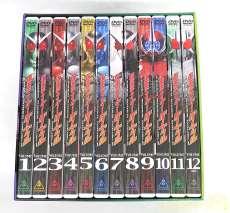 仮面ライダーダブル 1~12巻 DVD-BOX