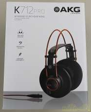 開放型スタジオモニターヘッドフォン|AKG