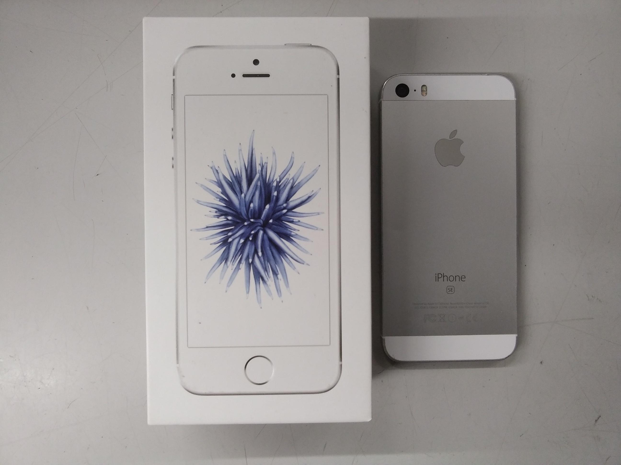 IPHONE SE SIMフリー 16GB|APPLE