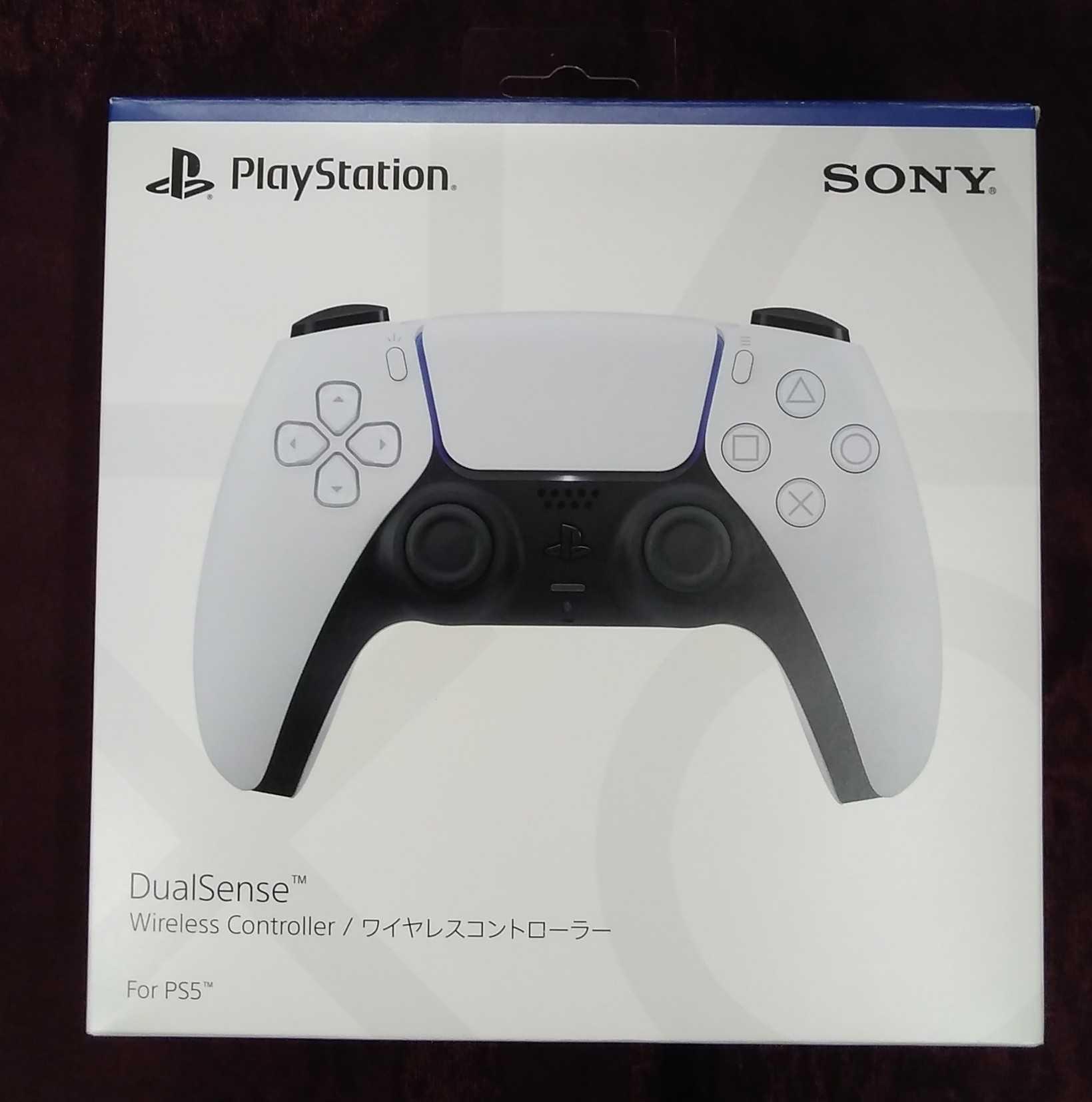 PS5コントローラー|SONY