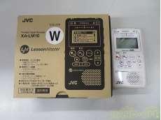 ポータブルレコーダー|JVC