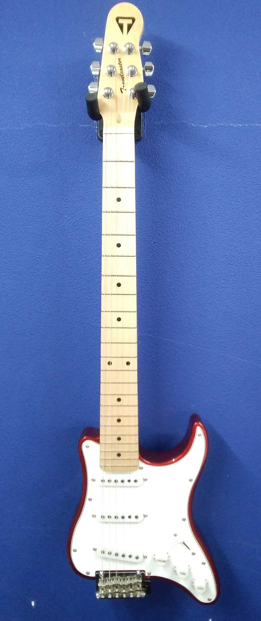 トラベルギター ミニエレキ|TRAVELER GUITAR