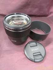 標準・中望遠単焦点レンズ|SONY
