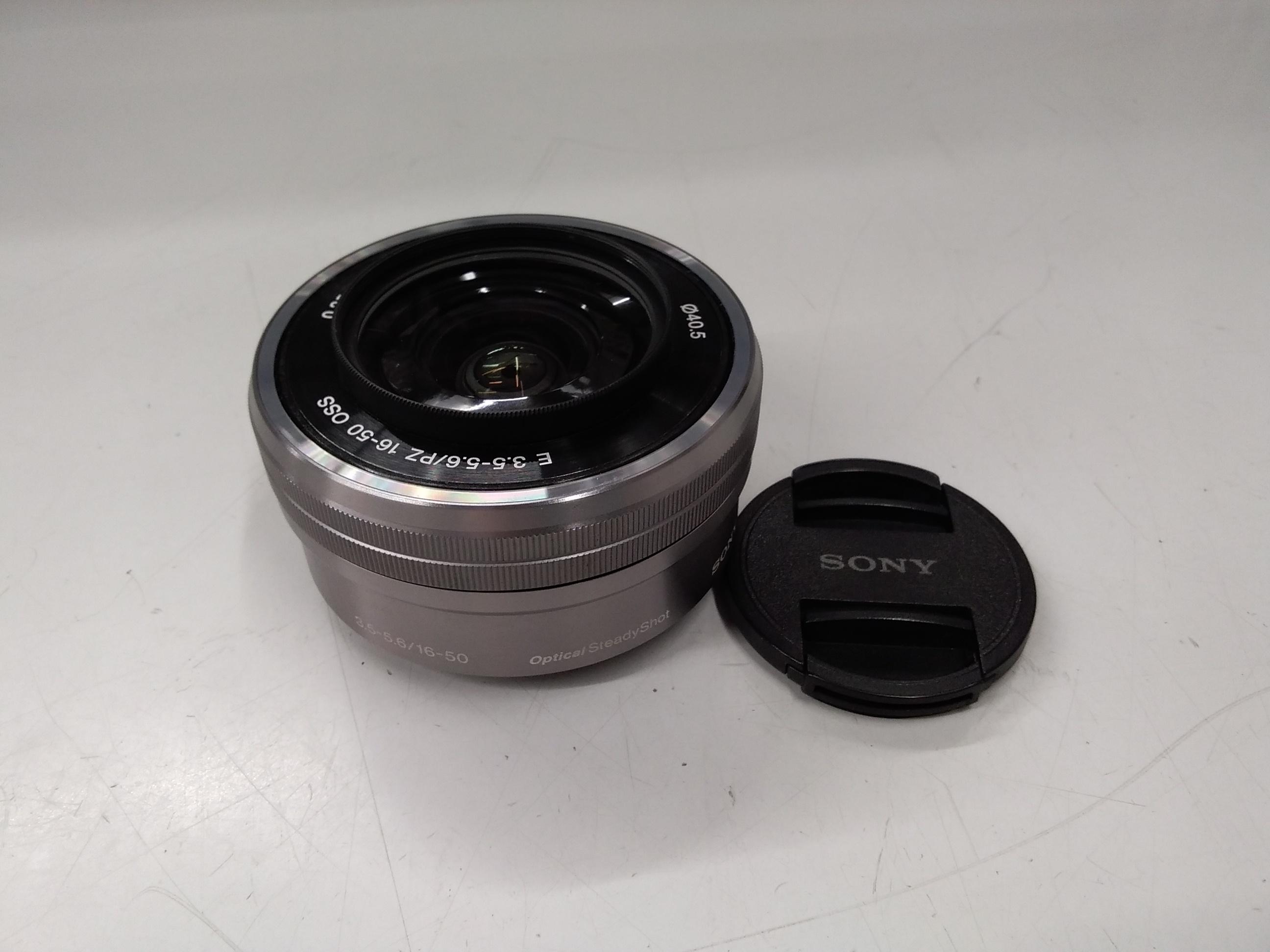 標準ズームレンズ Eマウント16-50mm F3.5-5.6|SONY