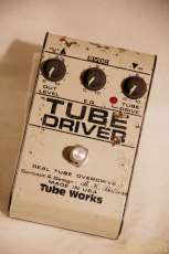 TUBE WORKS TUBE DRIVER 3KNOB|TUBE WORKS