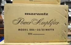 パワーアンプ(管球式) MARANTZ