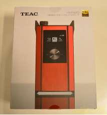 デジタルオーディオプレーヤー TEAC