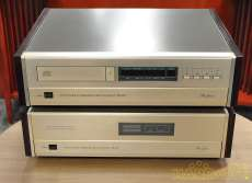 CDトランスポート&D/Aコンバーター ACCUPHASE