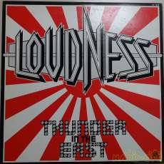 LOUDNESS/THUNDER IN THE EAST|COLUMBIA