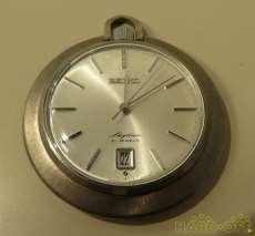 機械式懐中時計