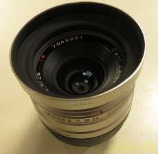 コンタックス中判カメラ用レンズ CONTAX