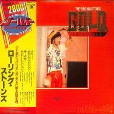 ローリング・ストーンズ/ゴールド スーパーディスク KING RECORD