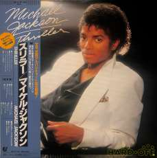マイケルジャクソン/スリラー|EPIC・ソニー