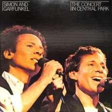サイモン&ガーファンクル/セントラルパーク・コンサート CBS SONY