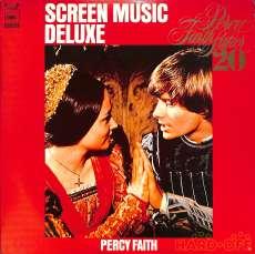 パーシー・フェイス/SCREEN MUSIC DELUXE|CBS SONY