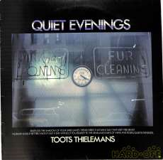 Toots Thielemans /クワイエット イヴニング