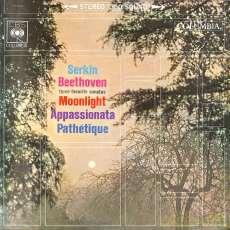 ベートーヴェン/ソナタ月光・悲愴・熱情
